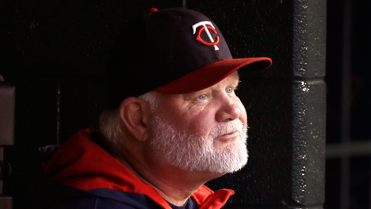 Gardenhire diagnosed with prostate cancer