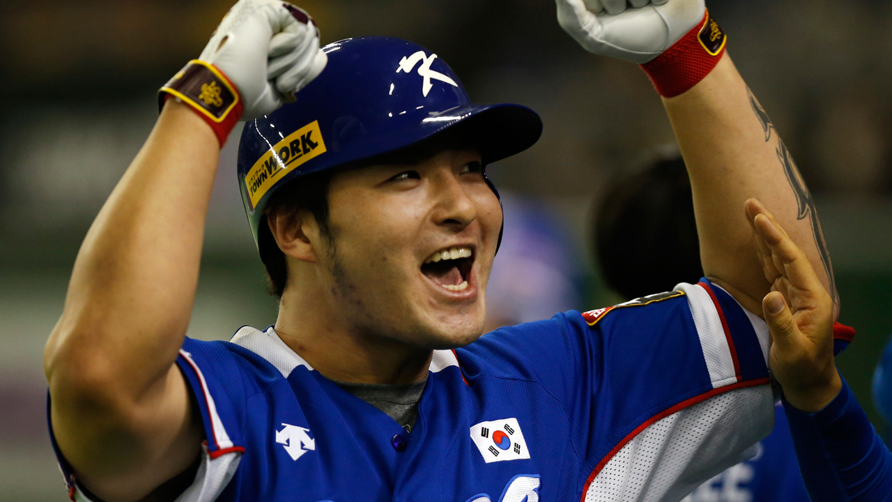 Korean slugger Park has 4-year deal with Twins